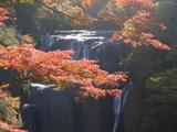 袋田の滝11月9日�