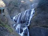 1月4日袋田の滝2