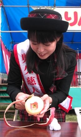 りんご祭り6