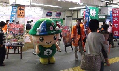 柏駅キャン(1)