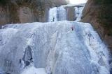 凍結の滝�