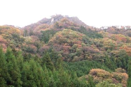 11月18日男体山