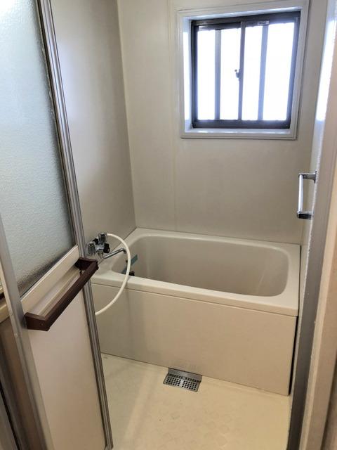 兼新ハイツ201浴室