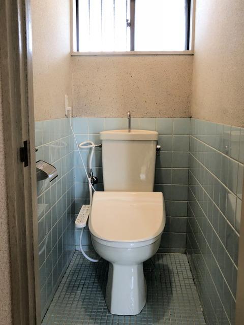 兼新ハイツ201トイレ