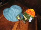 日常の帽子