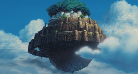 ラピュタの巨木