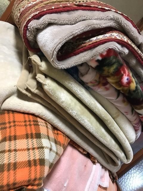 毛布や布団にカーペットのクリーニングは大丈夫?