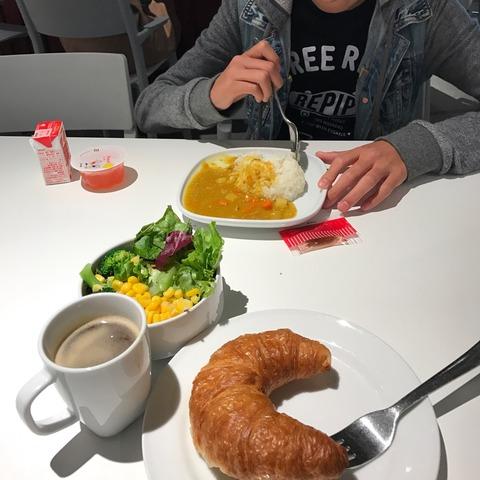 休日LIFE(*˘ ³˘)♥カレーを食べたい!