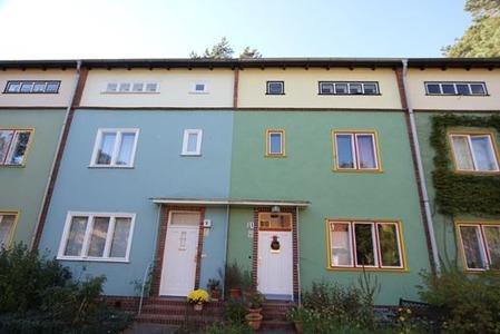 ドイツの家の窓色(6)