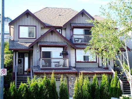 カナダの住宅�