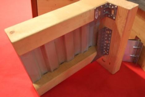 南欧の家:木造技術 (3)