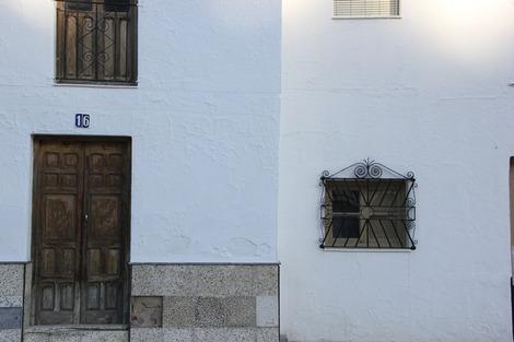 南欧の白壁(1)