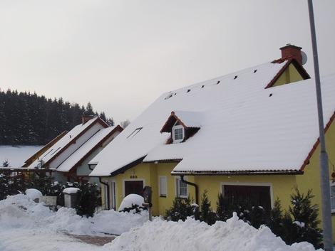 北欧の雪1