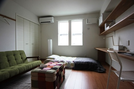 アパート建築 (1)