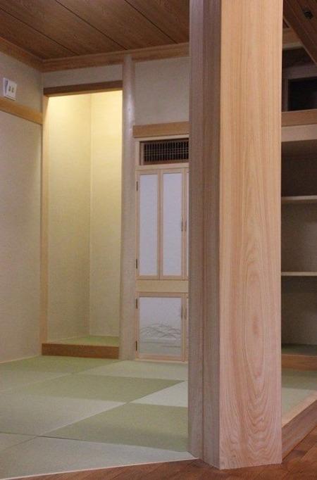 平屋住宅のこだわり (1)