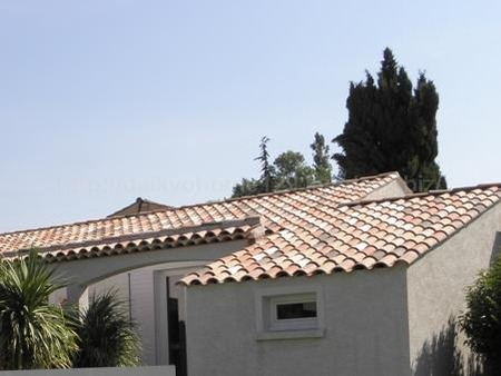 南欧住宅の屋根瓦
