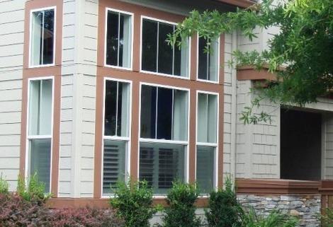 アメリカ住宅の窓(6)