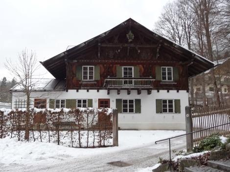 北欧の家の外観 (2)