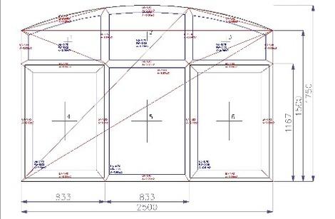住宅の窓デザイン(1)
