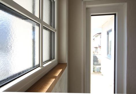 断熱トリプルガラスの窓格子(3)
