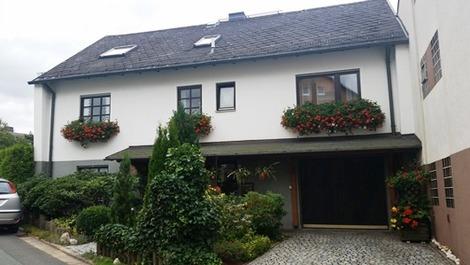 北欧の家の外観
