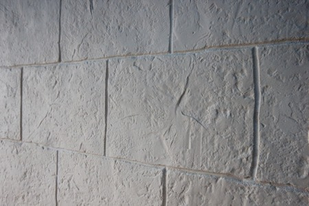 住宅に塗り壁を�