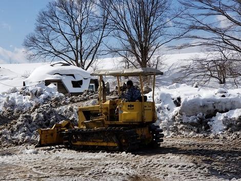 岩手の除雪