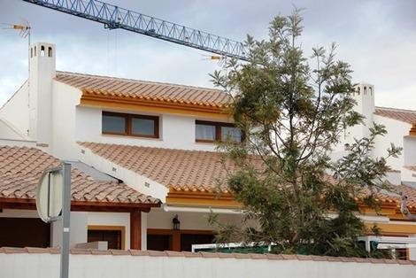 南欧の家 (1)
