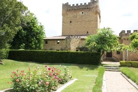 南欧の城 ?(1)
