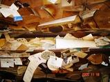 天井の名刺