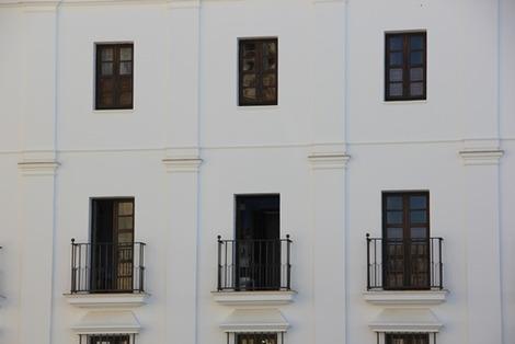 南欧の家 (2)