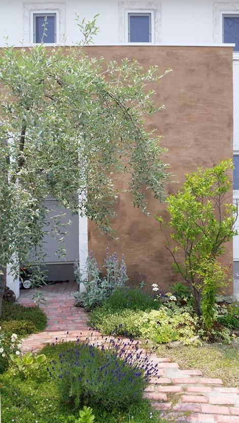 家と庭と(1)