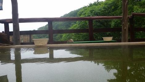 岩手の露天風呂 (1)