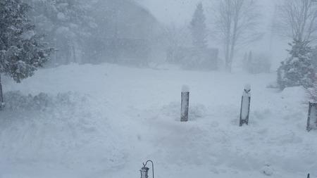 岩手の暴風雪(8)