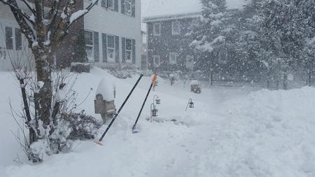 岩手の暴風雪(7)