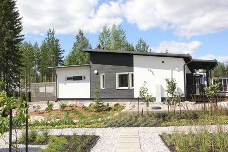 北欧の平屋住宅 (2)