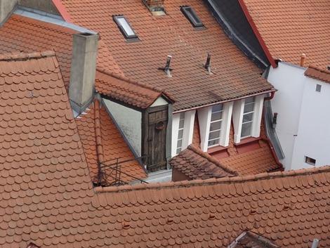 屋根上から(1)