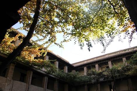南欧の中庭 (4)