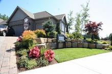 アメリカ住宅の庭先(5)