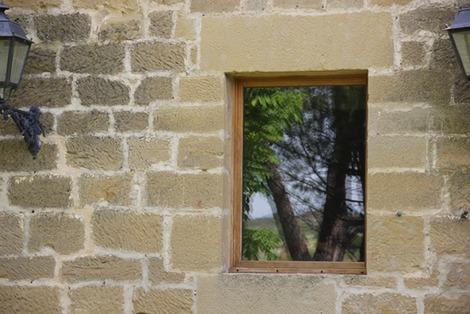 南欧の城? 窓(3)