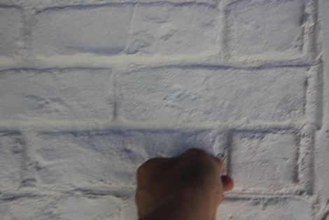 漆喰とゼムクリップ(4)