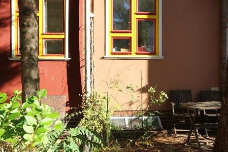 ドイツの家の窓色(5)