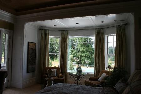 アメリカの家の窓 (4)