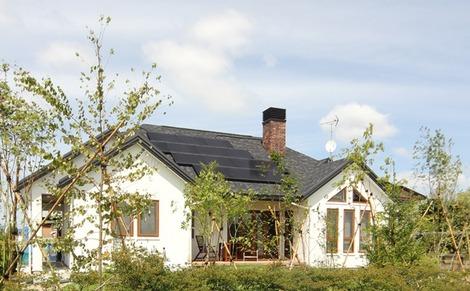 家の風景 (1)
