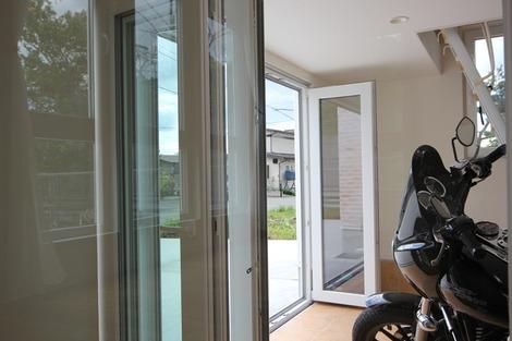 窓から家を変える(3)