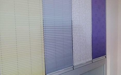 ドレーキップ窓:カーテン・ブラインド(3)