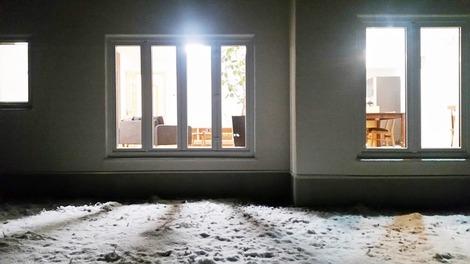暖かい家(1)