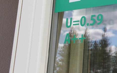 北欧住宅の窓の性能デザイン
