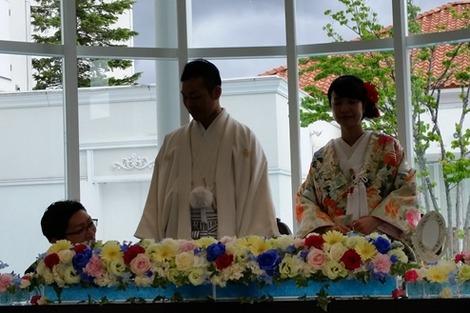 岩手で結婚式 (1)