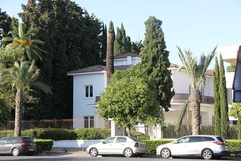 南欧の高級住宅地 (5)